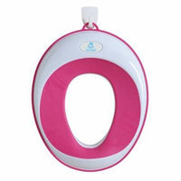 Lil' Jumbl Toilet Seat Topper Ring for Potty Training - Pink