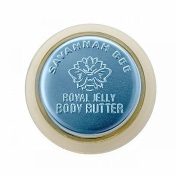 ROYAL JELLY BODY BUTTER by SAVANNAH BEE for SENSITIVE SKIN 1.65 OUNCE