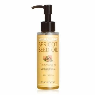 [TOSOWOONG] APRICOT SEED OIL/natural pure cleansing oil/make up cleansing