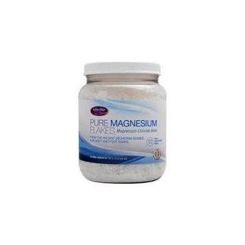 Pure Magnesium Flakes Bath Soak 2.75lb