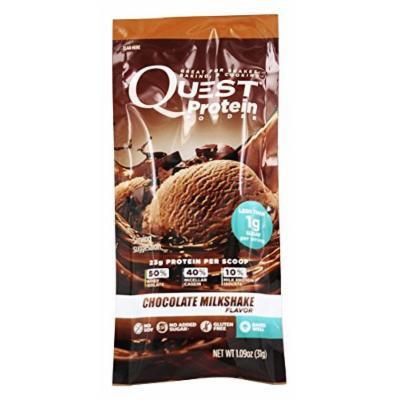 Quest Nutrition - Quest Protein Powder Chocolate Milkshake - 1.09 oz.