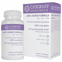 Creative Bioscience Anti-Aging Formula, 30 Count