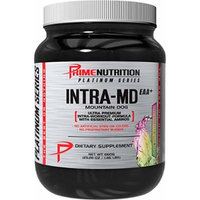 Intra-MD EAA+ , Prime Nutrition , No-Carb Peri-Workout Formula , Formulated By John Meadows , 23.28 oz , 30 Servings (Slaughtermelon)
