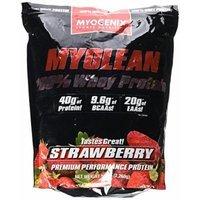 Myogenix 100% Whey Protein Powder, Strawberry, 5 Pound
