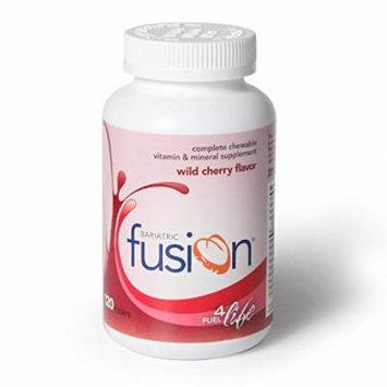 Bariatric Fusion Complete Chewable Multivitamin Wild Cherry Flavor 120 ct ...
