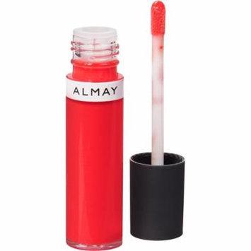 Almay Color + Care Liquid Lip Balm, Apricot Pucker 0.24 fl oz