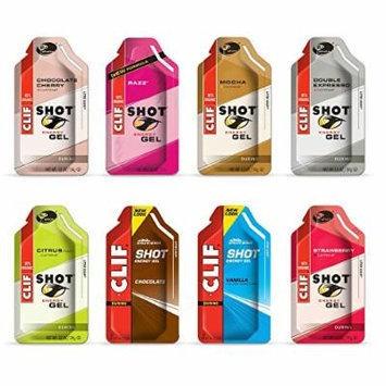 Clif Shot Energy Gels Sampler Variety Pack