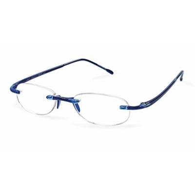 Scojo Gels Reading Glasses (Cobalt, +2.25 Magnification Power)