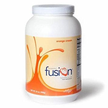 Bariatric Fusion Meal Replacement Orange Cream 32 oz. tub