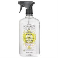 J.R. Watkins Window & Glass Cleaner, Aloe & green tea