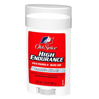 Old Spice High Endurance Antiperspirant & Deodorant Invisible Solid Smooth Blast