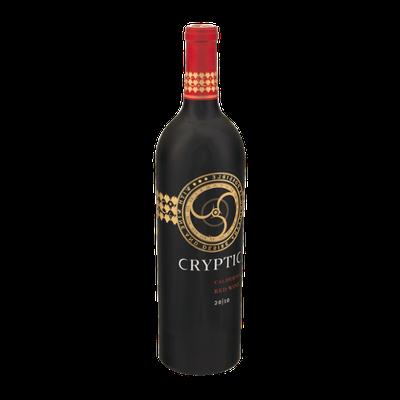 Cryptic California Red Wine 2010