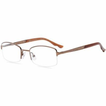 Oscar Womens Prescription Glasses, OSL707 Brown