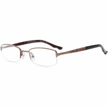 Oscar Womens Prescription Glasses, OSL709 Brown