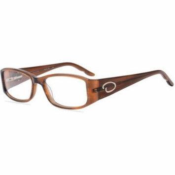 Oscar Womens Prescription Glasses, OSL702 Brown