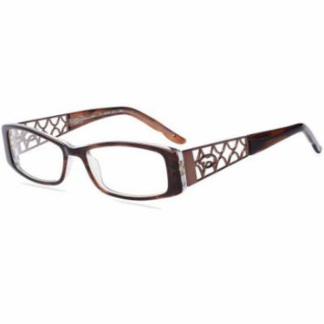 Oscar Womens Prescription Glasses, OSL700 Brown