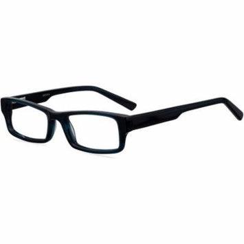 Contour Youths Prescription Glasses, FM12024 Black/Blue