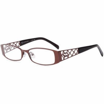 Oscar Womens Prescription Glasses, OSL711 Brown