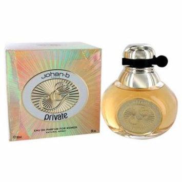 Private Perfume by Johan B, 3 oz EDP Spray for Women