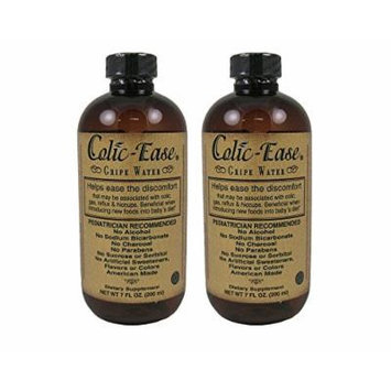Colic Ease - Gripe Water, 7oz. (200 ml) (2 Count)