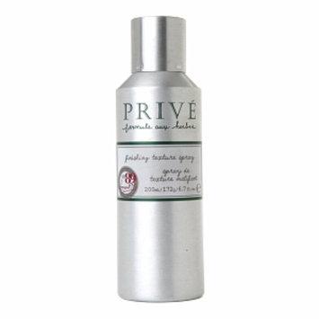 Prive Finishing Texture Spray
