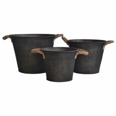 Industrial Design Round Bucket