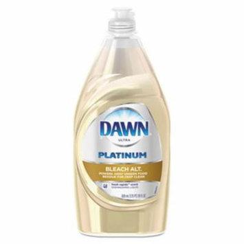 Dawn Liquid Dish Detergent w/Bleach Alternative, Fresh Rapids, 28oz Bottle,12/Crtn