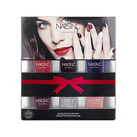Nails inc Be Gelous Gel Effect Nail Polish Collection - No Color