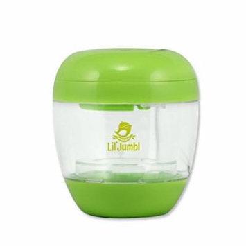 Lil' Jumbl Pacifier & Baby Bottle Nipple UV Sanitizer - Green