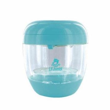 Lil' Jumbl Pacifier & Baby Bottle Nipple UV Sanitizer - Blue