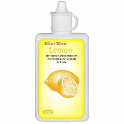 Minimax I-LEM 1. 6 oz. Concentrated Lemon Essential Oil Based Fragrance