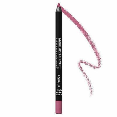 MAKE UP FOR EVER Aqua Lip Waterproof Lipliner Pencil Pink 15C 0.04 oz