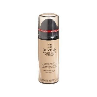 Revlon PhotoReady AirBrush Make Up Natural Beige (Pack of 2)
