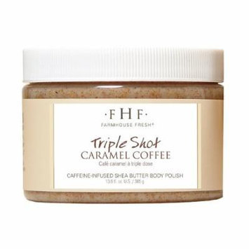 Farmhouse Fresh Bourbon Triple Shot Caramel Coffee Body Polish