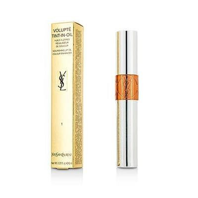 Yves Saint Laurent Volupte Tint In Oil - #01 Drive Me Copper 6ml/0.2oz