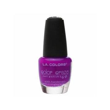 L.A. Colors Color Craze Nail Polish, Electra 0.44 fl oz