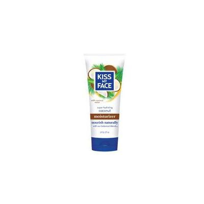 Kiss My Face Deep Moisturizing Lotion, Tropical Coconut, 16 Oz (Pack of 2)