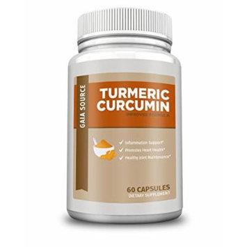 Gaia Source - Turmeric Curcumin - Improved Formula