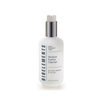 Bioelements Moisture Positive Cleanser (Salon Size, For Very Dry, Dry Skin Types) 473ml/16oz