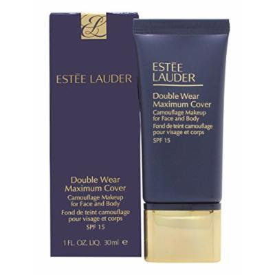 Estee Lauder Double Wear Maximum Cover Camouflage Makeup for Face and Body Broad Spectrum SPF 15 (2w2 Rattan) 1oz/30 Ml