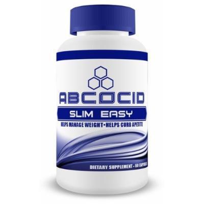 Abcocid Slim Easy with raspberry ketone, green tea fucoxanthin, vitamin b12