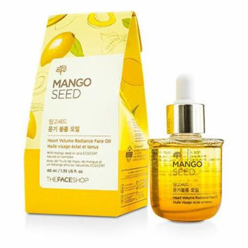The Face Shop Mango Seed Heart Volume Radiance Face Oil 40ml/1.35oz