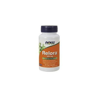 Now Foods Relora, 60 Vcaps 300 mg (Pack of 2)