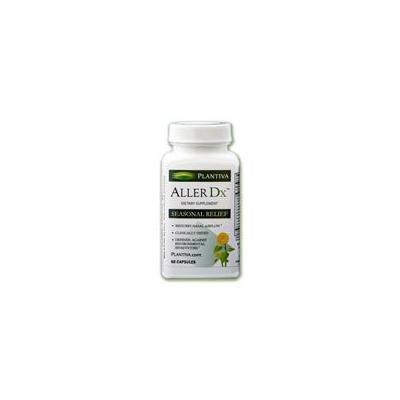 Plantiva Aller Dx, 60 Caps (Pack of 2)