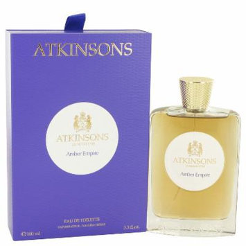 Amber Empire for Women by Atkinsons EDT Spray 3.3 oz