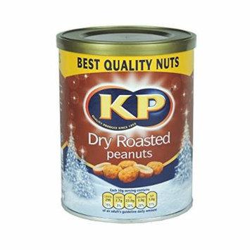 KP - Dry Roasted Peanuts - 450g