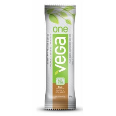 Vega One Bar -Chocolate Peanut Butter (60g) Brand: Vega