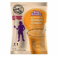Kidz Kreamz Orange Cream Frappe Smoothie Mix 3.5 lb Bulk Bag