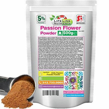 500g (1.1lb), 100% Pure Passion Flower Powder Extract , 4% Flavones - Free Shipping