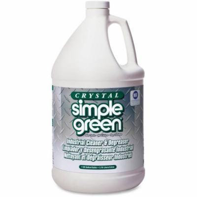 Crystal Simple Green Industrial Cleaner & Degreaser, 1 gal